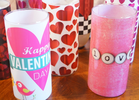 Valentine's Day Wraps