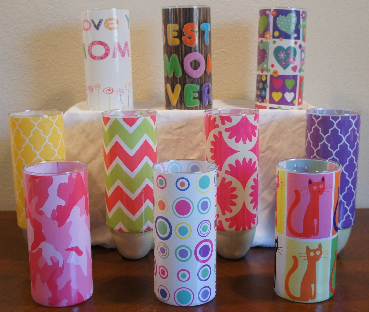 Top 10 Shrink Wrap Decorative Vase Sleeves
