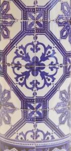 Blue & White Tiles FMC 3005