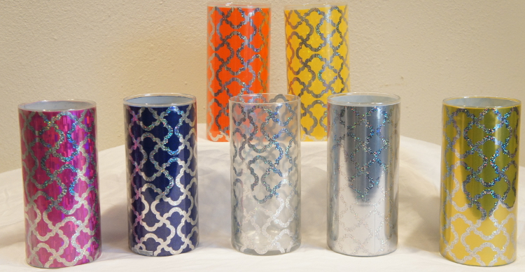Florist Mercantile Company - Event 1 Shrink Wrap Decorative Vase Sleeves