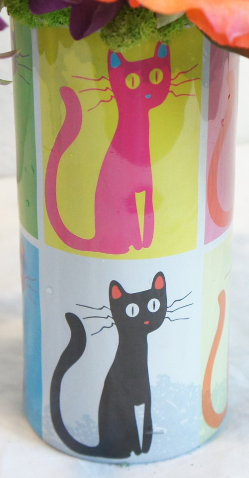 Pop Art Cats Sleeve