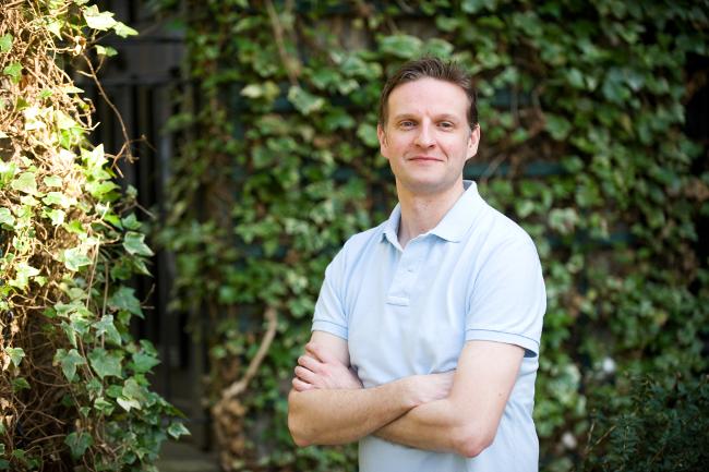 Nick Priestley - London Chapel Designers Co-Host