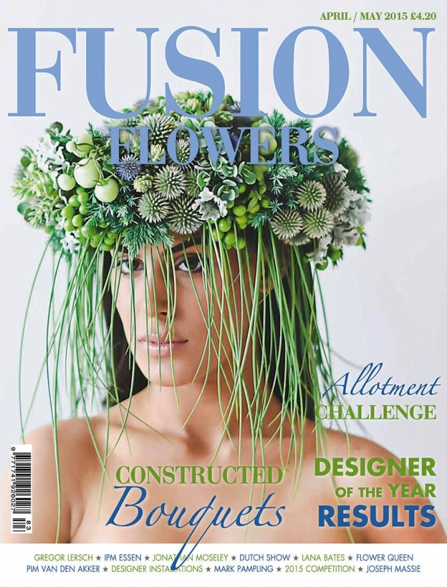 Image Property of Fusion Flowers Magazine