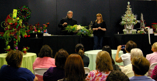 Floral Design Show and Workshop with Schaffer Designs at Mt Eden Floral (3)