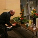 2016 Great Lakes Floral Expo - Professional Division Surprise Package Contestant Victor West CF