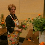 2016 Great Lakes Floral Expo - Professional Division Surprise Package Contestant